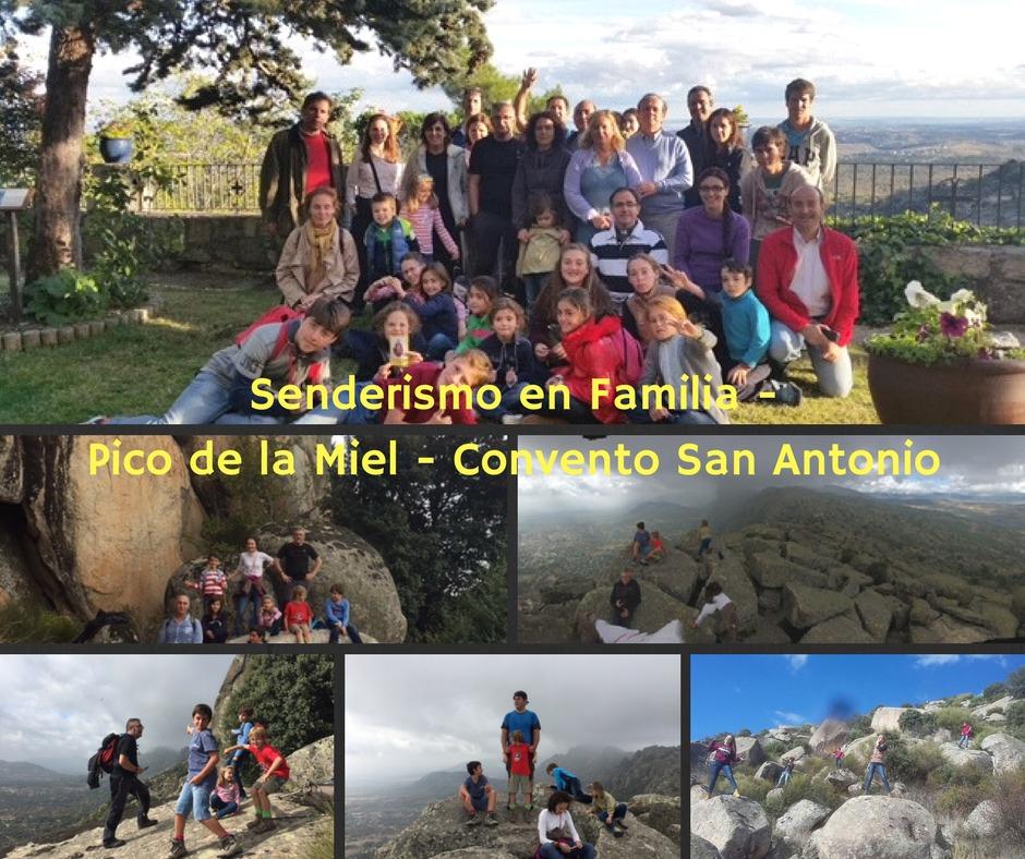 Si quieres venirte de excursión por la sierra de Madrid en familia, con niños pequeñitos, rutas adaptadas...