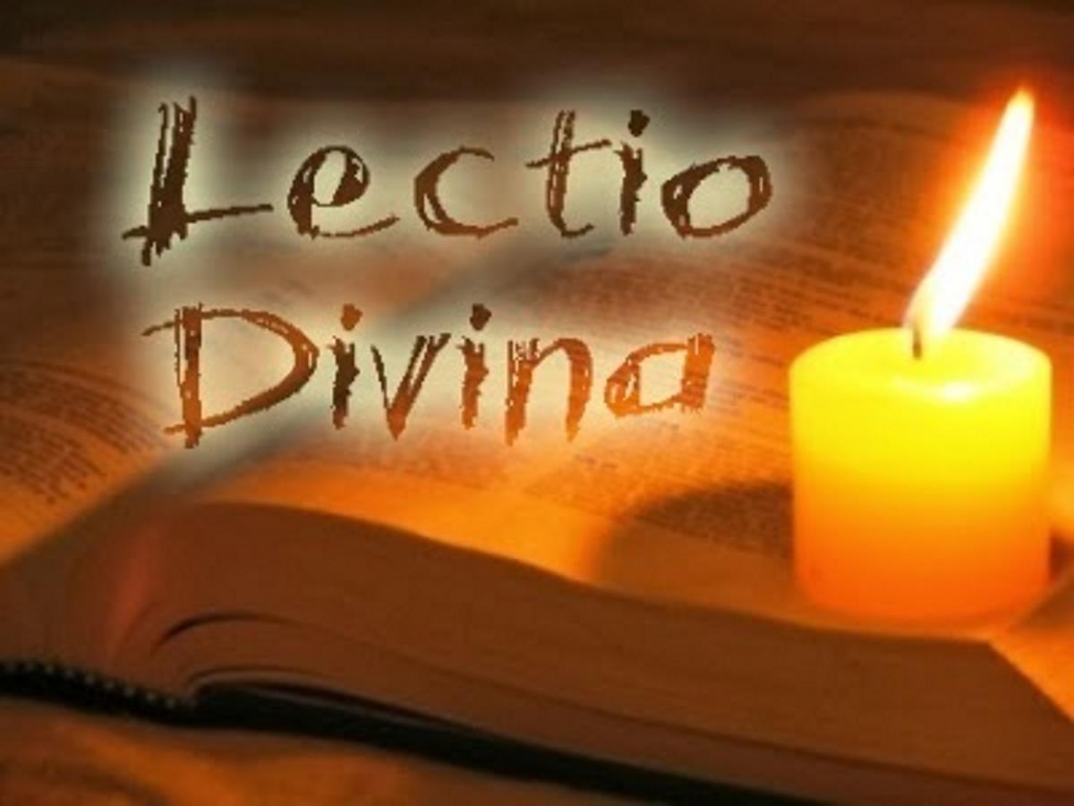 Lectio divina de los sábados